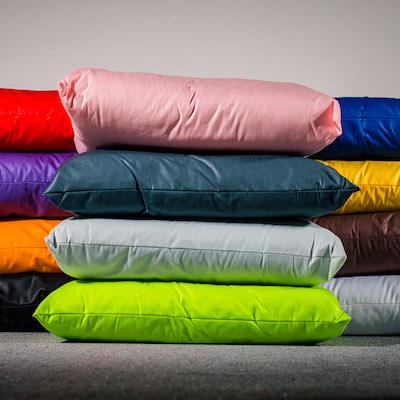 Farbenbeispiele für Kissen