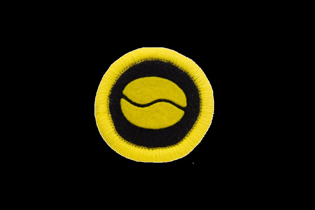 Teppichrandfarbe und Aufdrucksfarbe für Fußmatten - Gelb