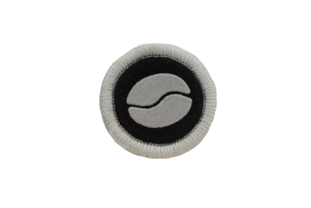 Teppichrandfarbe und Aufdrucksfarbe für Fußmatten - Grau