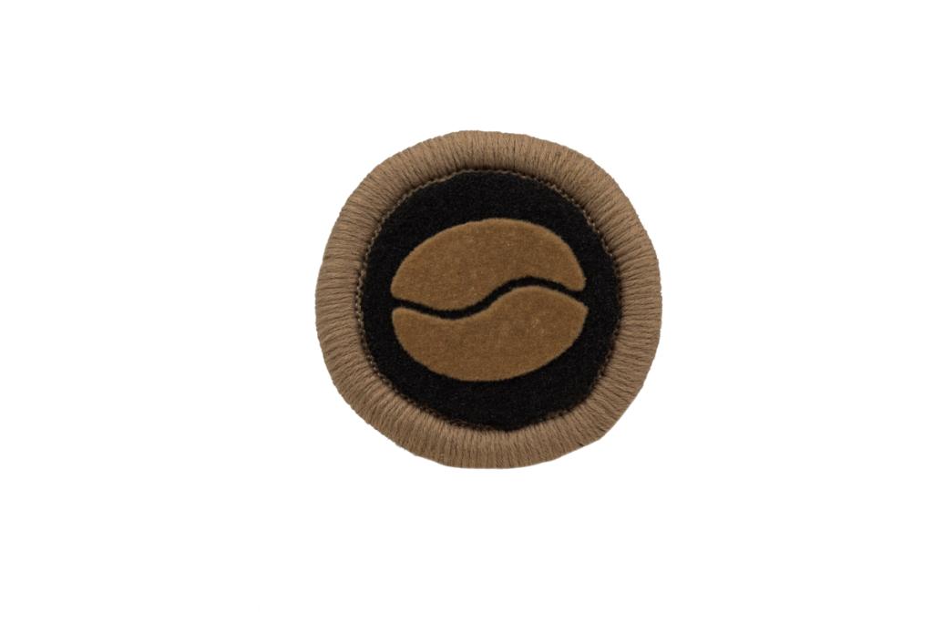 Teppichrandfarbe und Aufdrucksfarbe für Fußmatten - Beige