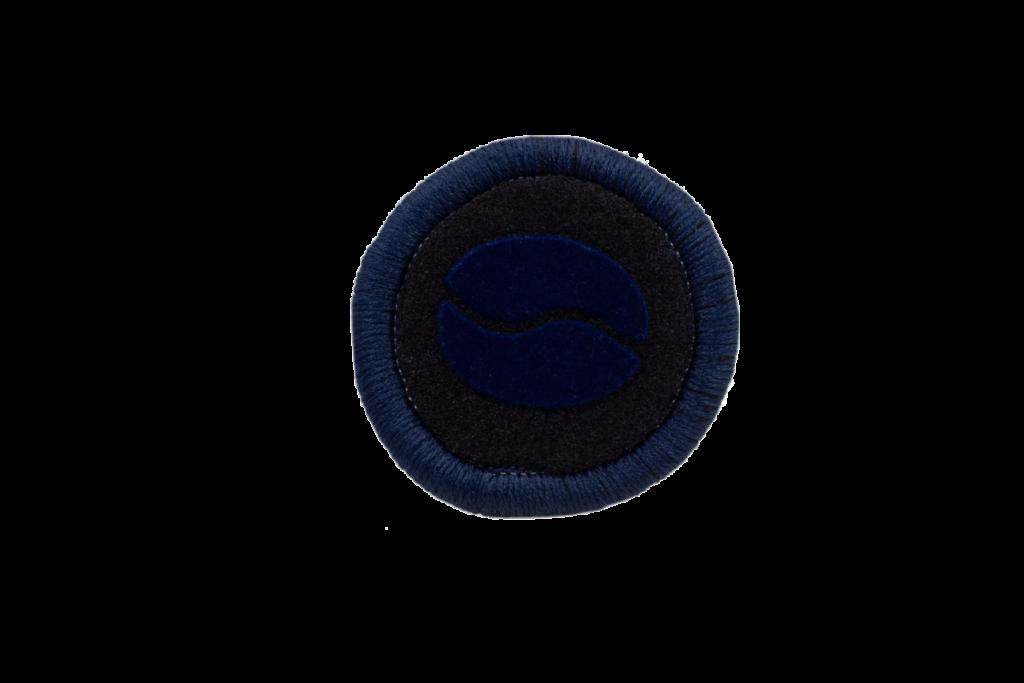 Teppichrandfarbe und Aufdrucksfarbe für Fußmatten - Dunkelblau