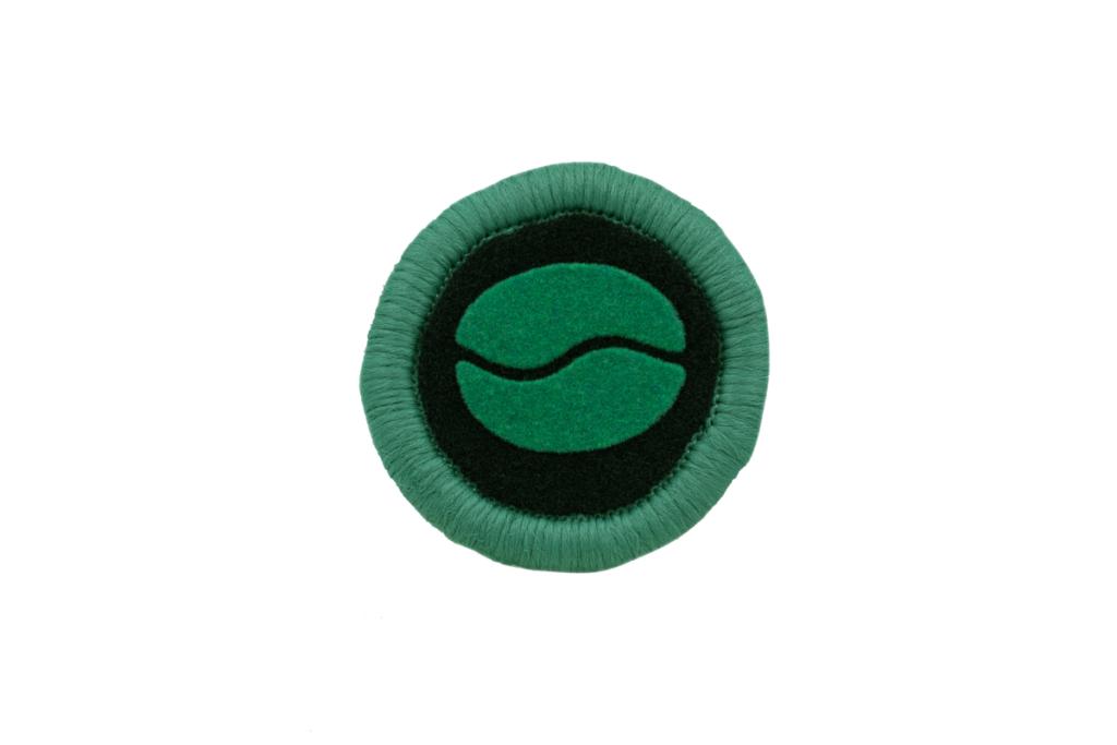 Teppichrandfarbe und Aufdrucksfarbe für Fußmatten - Mint