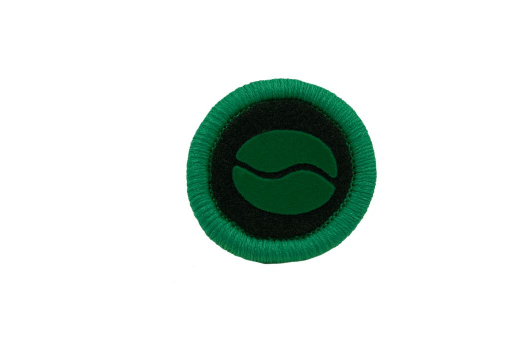 Teppichrandfarbe und Aufdrucksfarbe für Fußmatten - Grün