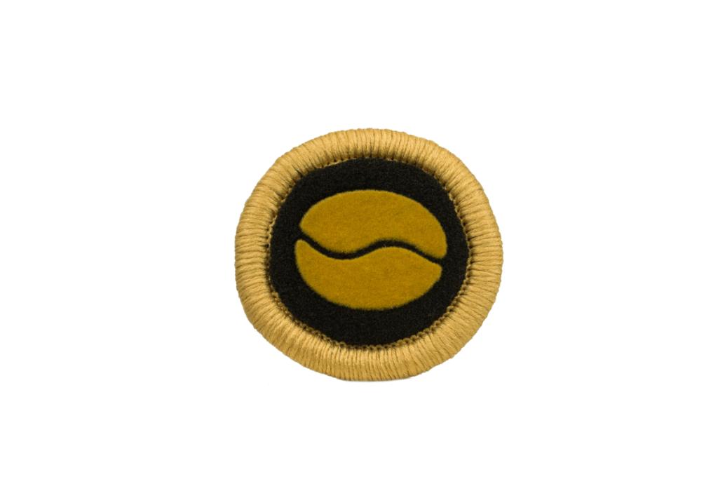 Teppichrandfarbe und Aufdrucksfarbe für Fußmatten - Gold