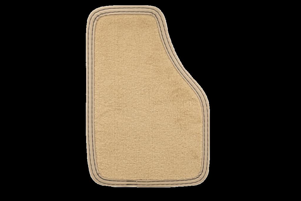 Einfassband Nubuk-Leder (Matt) - Beige