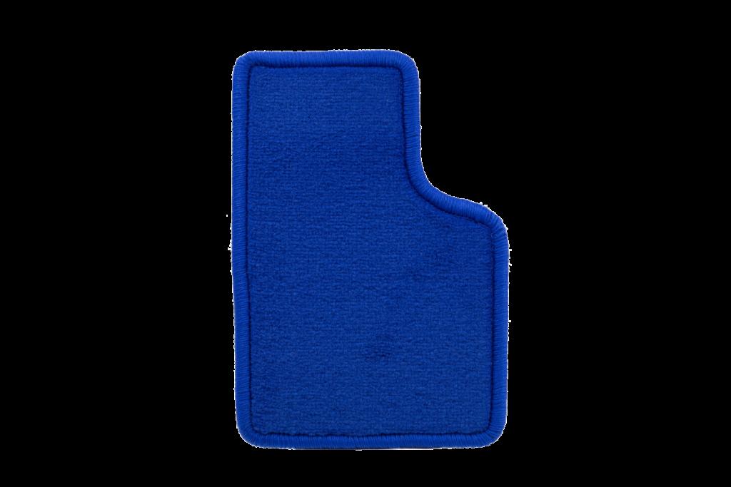 Teppichfarbe des Grundmaterials - Blau