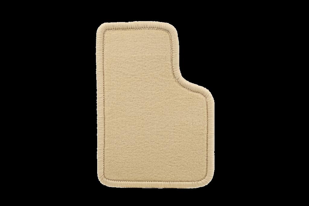 Teppichfarbe des Grundmaterials - Hellbeige