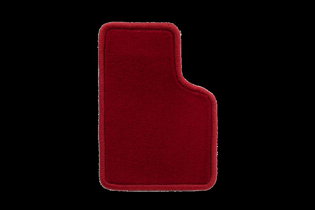 Teppichfarbe des Grundmaterials - Bordeaux