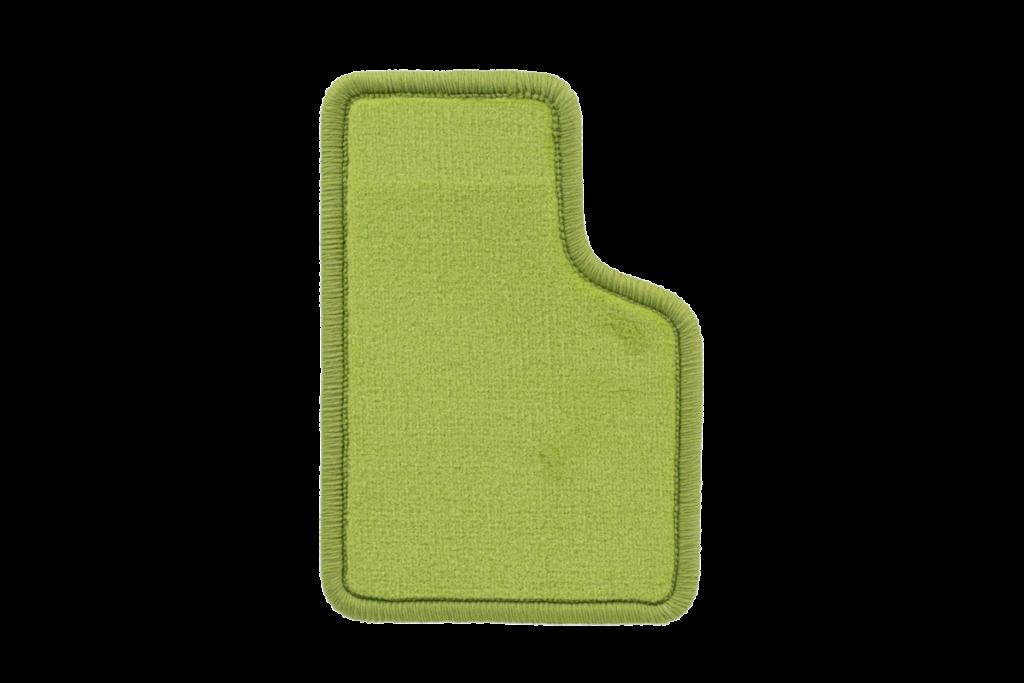 Teppichfarbe des Grundmaterials - Hellgrün