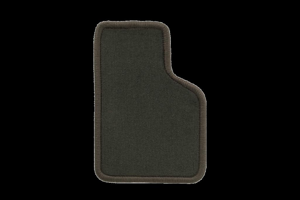 Teppichfarbe des Grundmaterials - Braun