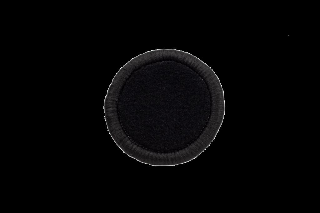 Teppichrandfarbe für Fußmatten - Kettelfarbe Schwarz