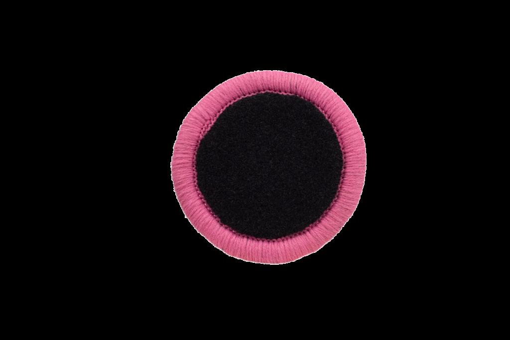 Teppichrandfarbe für Fußmatten - Kettelfarbe Hellpink